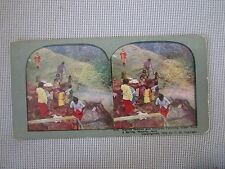 #1372 Ingersoll Stereoscope Card, Java