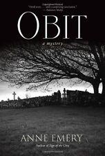 Obit (A Collins-Burke Mystery)