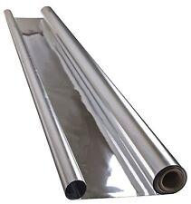 """High quality 2 Mil Reflective Mylar Roll 48"""" by 25 feett, 50 feet & 100 feet"""