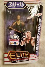 WWE☆UNDERTAKER 20-0☆Elite Collection Exclusive