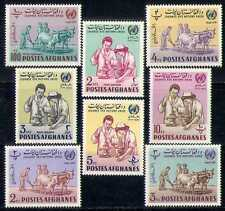 Afghan Medical & Red Cross Postal Stamps