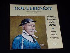 45 tours EP - GOULEBENEZE - BARDE SAINTONGEAIS - VDS 157 - LE POU DU CIEL