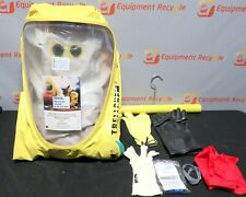Trelleborg Trellchem VPS VP1 Large Chemical Hazmat Survival Suit Encapsulated