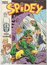COMICS : Spidey # 65 crystar lug