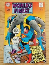 World's Finest #180 Superman and Batman