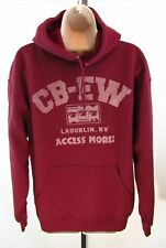 Laughlin Nevada Casino Hoodie Sweatshirt Size L