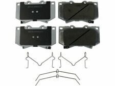 For 2000-2003 Toyota Tundra Disc Brake Pad and Hardware Kit Front 11979KX 2002