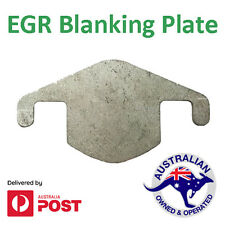 Mitsubishi Triton EGR Blanking Plate MN 2.5 Ltr Turbo Diesel Stainless Steel
