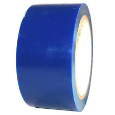 Screen Protector 50mm x 100m Blue Transparent Self Adhesive Glass