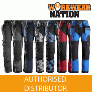 Snickers 6902 FlexiWork Cordura®, Work Trousers+ Holster Pockets