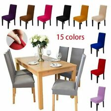 Floral Chair Covers For Kitchen Dining Room Wedding Party Slipcovers Home Decor