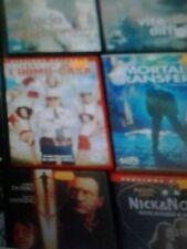 Lotto 30 dvd titoli vari. usati