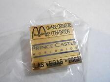 NOS McDonalds Advertising Enamel Pin #48 - PRINCE CASTLE WORLDWIDE