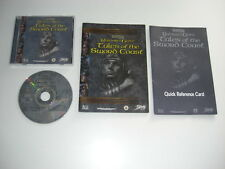 Baldur's Gate-Cuentos De La Espada Costa PC CD ROM Cd Y Manual Rápido Post