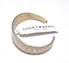 Lucky Brand Gold/Winter White Bracelet
