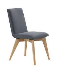 Portland Top Quality fabric  Dining Room Chair With American Oak Legs