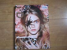 I.D Magazine Cara Delevingne,Kendra Spears,Will Chalker,Neneh Cherry,
