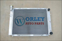 4 Rows Aluminum Radiator For HOLDEN COMMODORE VL RB30 ET L6 6cyl 1986-1988 87 AT