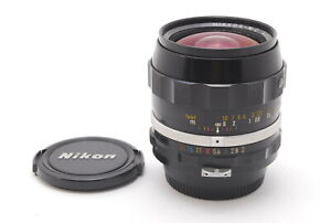 【EXC+++++】Nikon N C Auto 28mm f/2 Wide Angle Camera Lens From JAPAN