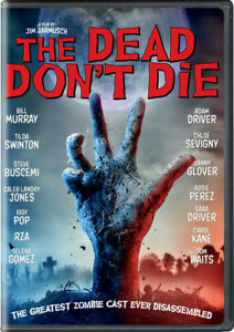 The Dead Don't Die [New DVD]
