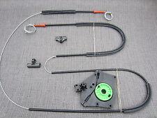 Asiento (Reino Unido de pasajeros) Lado Izquierdo Ventana Regulador reparación piezas 2/3 Puerta Ibiza Iii 3