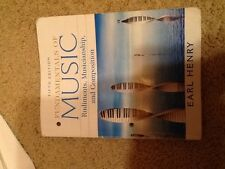 Fundamentals of music fifth edition