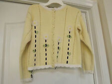 Hartstrings Sweater/Cardigan size 10-12