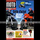 MOTO MAGAZINE N°206 GSXR 750 1000 SUZUKI DL DUCATI MONSTER 800 TRIUMPH THRUXTON