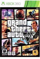 Grand Theft Auto V Xbox 360 Game Gta 5