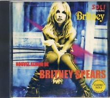 BRITNEY SPEARS CD ALBUM MADE IN ALGERIA ALGERIEN YEAR 2001 + RARE ++