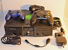 Original Microsoft Xbox Console TESTED DOES NOT, WORK PARTS ONLY LOT