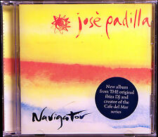 Navigator by Jose Padilla (CD, Jun-2001, Wea/East/West)