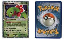 Pokemon • MEGANIUM EX ita near-mint (EX Forze Segrete) 106/115