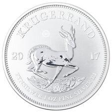 1 Unze Silber Krügerrand Südafrika 50 Jahre Krügerrand 2017