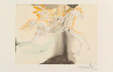 Pégase-(Pegasus) - Les Chevaux de Dali by Salvador Dali Art Print