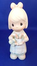 Precious Moments 1997 Figurine Can You Join Us For A Merry Christmas 272671 Nib