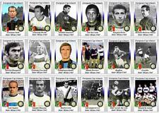 INTER MILAN COPPA DELLE COPPE EUROPEE 1965 FIGURINE DI CALCIO