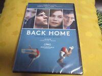 "DVD NEUF ""BACK HOME"" Isabelle HUPPERT, Gabriel BYRNE, Jesse EISENBERG"