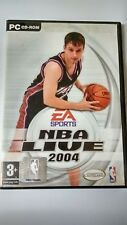 NBA Live 2004 PC Videojuego PAL/SPA