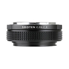 SHOTEN adapter for CANON FD mount lens to CANON EOS RF Mount Camera