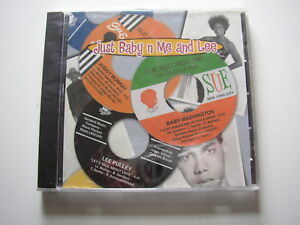 VARIOUS ARTISTS: Just Baby n Me And Lee (Sue)  1999 Compilation CD