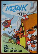 Mosaik Digedags - Nr. 3 - 1956 - Reprint 1994 - Top- Perfekt!