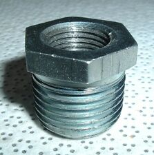 "ANTIQUE GAS ENGINE HIT MISS 1/2"" NPT TO 14MM SPARK PLUG ADAPTER"
