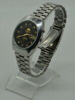 💥Vintage Men's💥 Automatic Watch Orient 21 Jewels Orient 3 Stars JAPAN Serviced