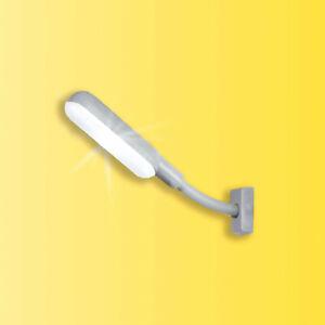 Viessmann 9089 Industrieleuchte, LED weiss, Spur 0