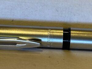 Vintage Waterman Fountain Pen Stainless Steel