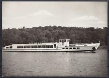 AK VEB Weiße Flotte Potsdam MS Strandbad Ferch 1974, Schiff, Ausflugsschiff
