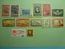 LOT 5378 TIMBRES STAMP POSTE AERIENNE ET DIVERS BRESIL ANNEE 1939-65