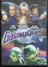 Galaxy Quest (Dvd, 1999) Tim Allen Sigourney Weaver