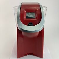 Keurig 2.0 K200 Red Coffee Maker Machine Brewing System Single Serve Cup Pods